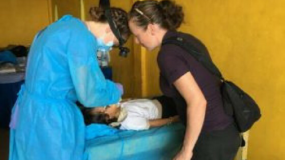 Oral Health Placement in Cambodia