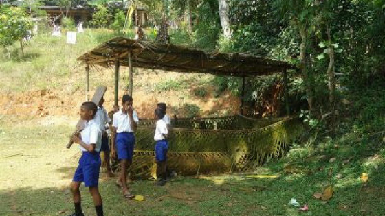 Rural school renovations in Sri Lanka