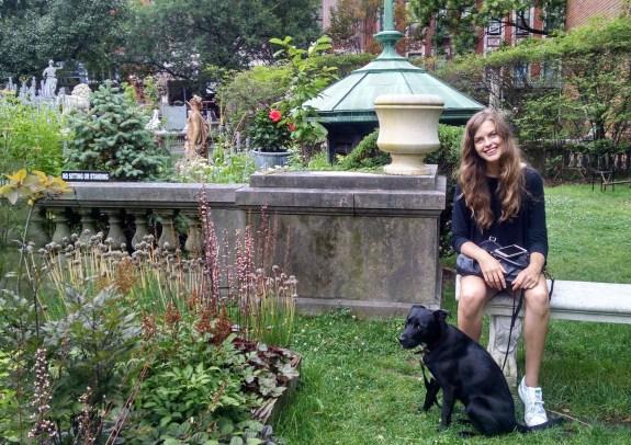 Eliz St Carey 1024x723 Elizabeth St. Garden, An Oasis of Summer Bloomers
