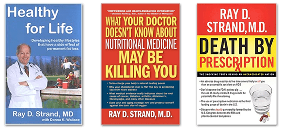 Dr. Ray Strand is one of the most knowledgeable doctors in the ENTIRE world when it comes to nutrition, supplementation, and overall wellness! groundedandsurrounded.com