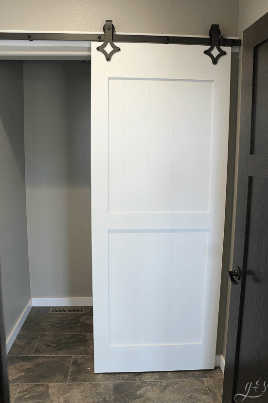 Diy Barn Doors Two Ways Grounded Amp Surrounded