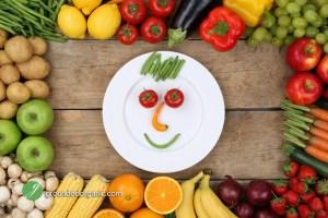 Study: Fruits & Veggies Make You Happy!