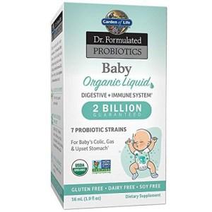 Organic Infant Probiotics Recalled