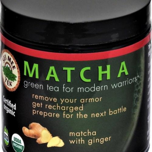 Matcha Ginger - 30g