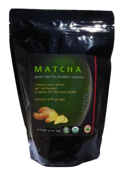 Matcha Ginger - 90g