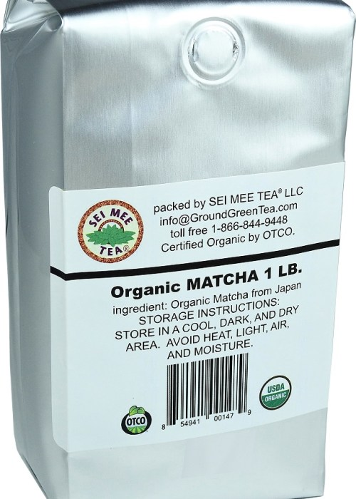 MATCHA green tea for modern warriors, Organic - 1LB