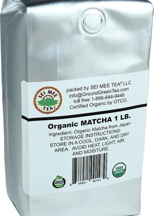 MATCHA green tea for modern warriors, Organic - 1LB