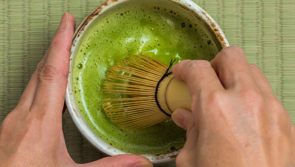 GREEN TEA TASTING AND TEA CEREMONY
