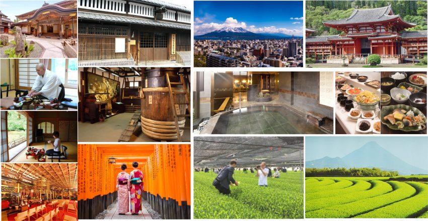 SEI MEE TEA JAPAN TOUR with TEA HISTORIAN BRUCE RICHARDSON