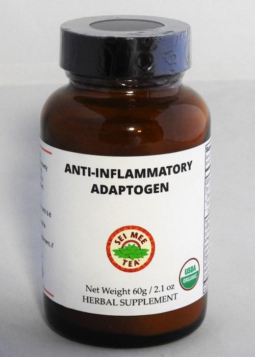 Anti-Inflammatory Adaptogen 60g