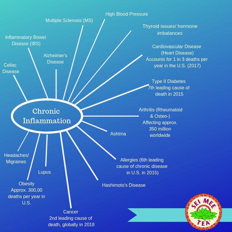 """Do You Have Underlying or """"CHRONIC"""" Inflammation? – Sei Mee"""