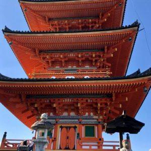 Kyoto Kiyomizudera Temple 2