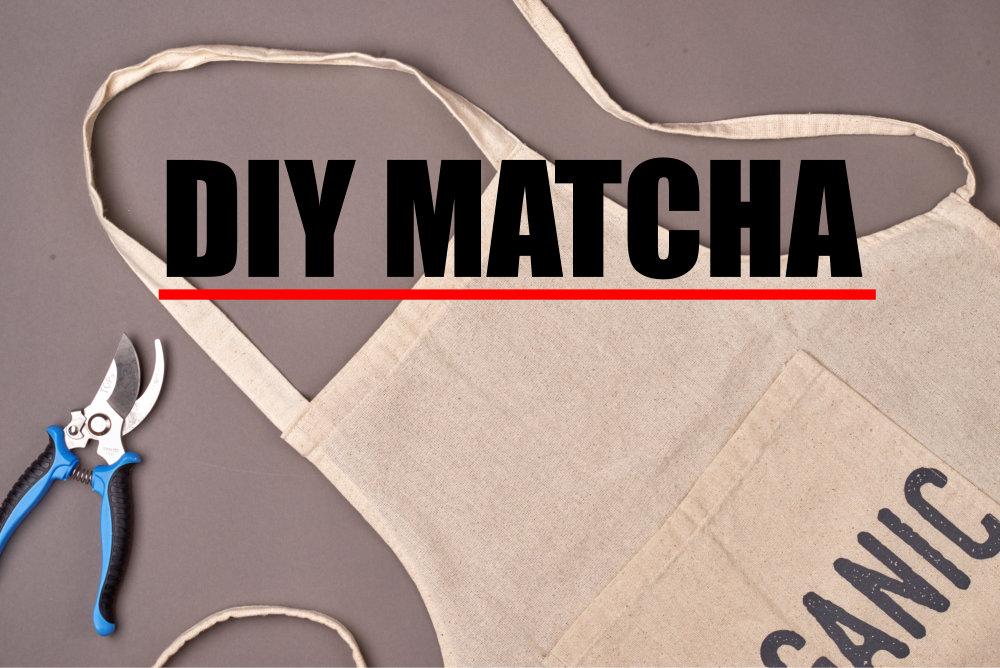 How to Make Homemade Matcha