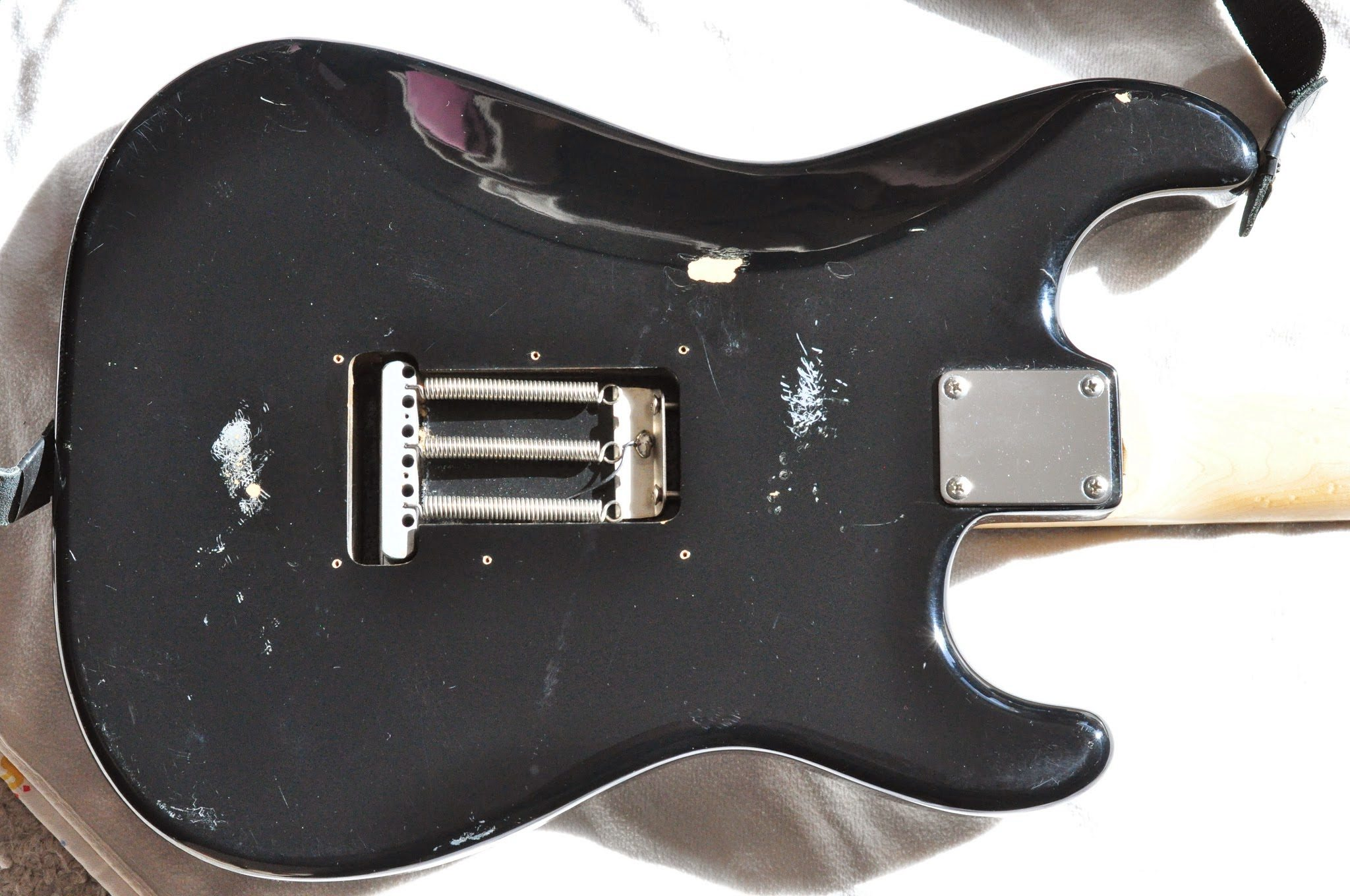 Mexican Made Fender Guitars