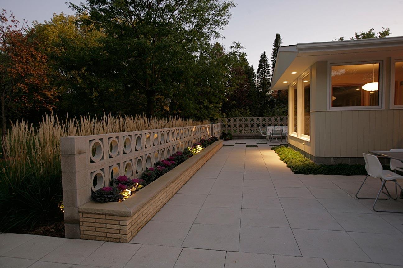 Mid Century Modern Patio | Ground One on Mid Century Modern Patio Ideas id=94936