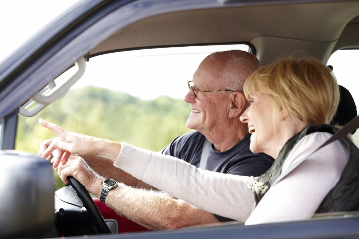 5 Top Tips For Driving Safety For Senior Drivers