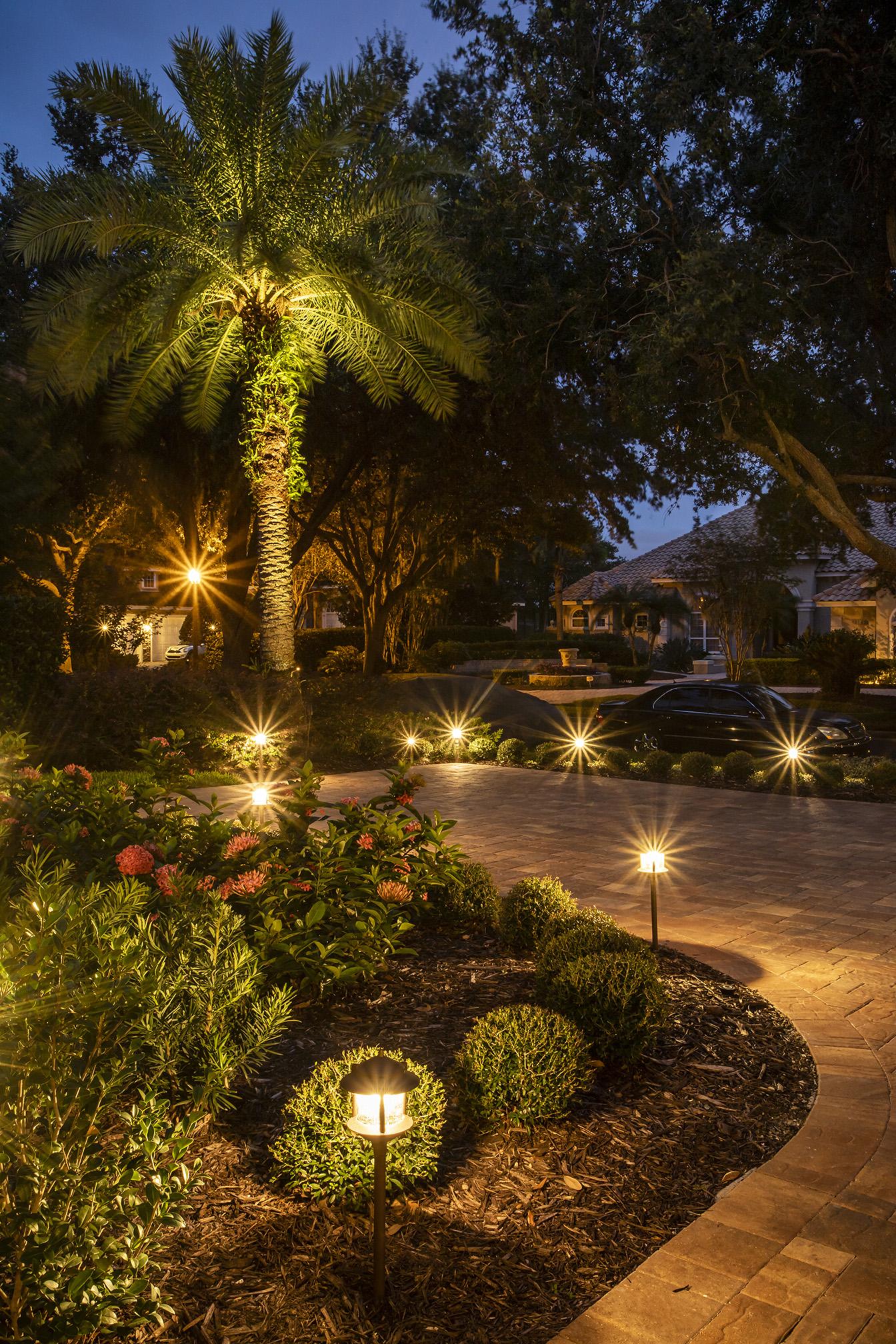 landscape lighting design fundamentals