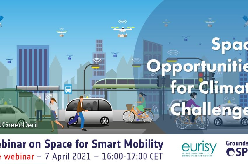 Webinar: Space for Smart Mobility