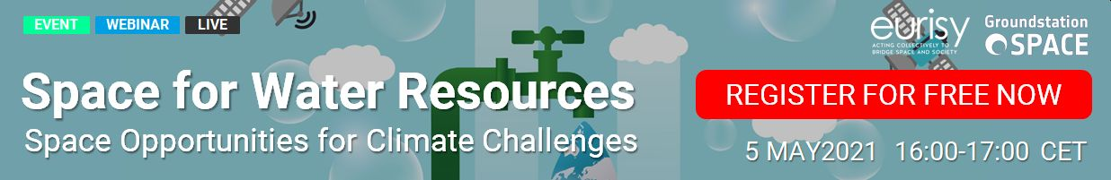 Space for Water Resources Webinar