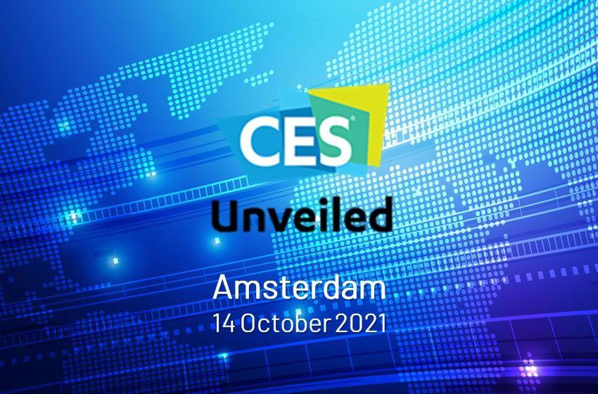 CES Unveiled Amsterdam 2021