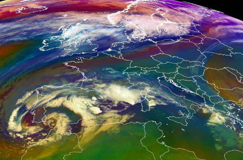 Satellites have led to great advances in the field of meteorology