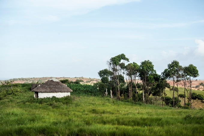 Photo of Xolobeni area