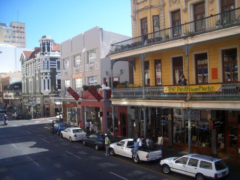 Jerome Booysen Cape Town
