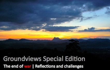 Groundviews Special Edition