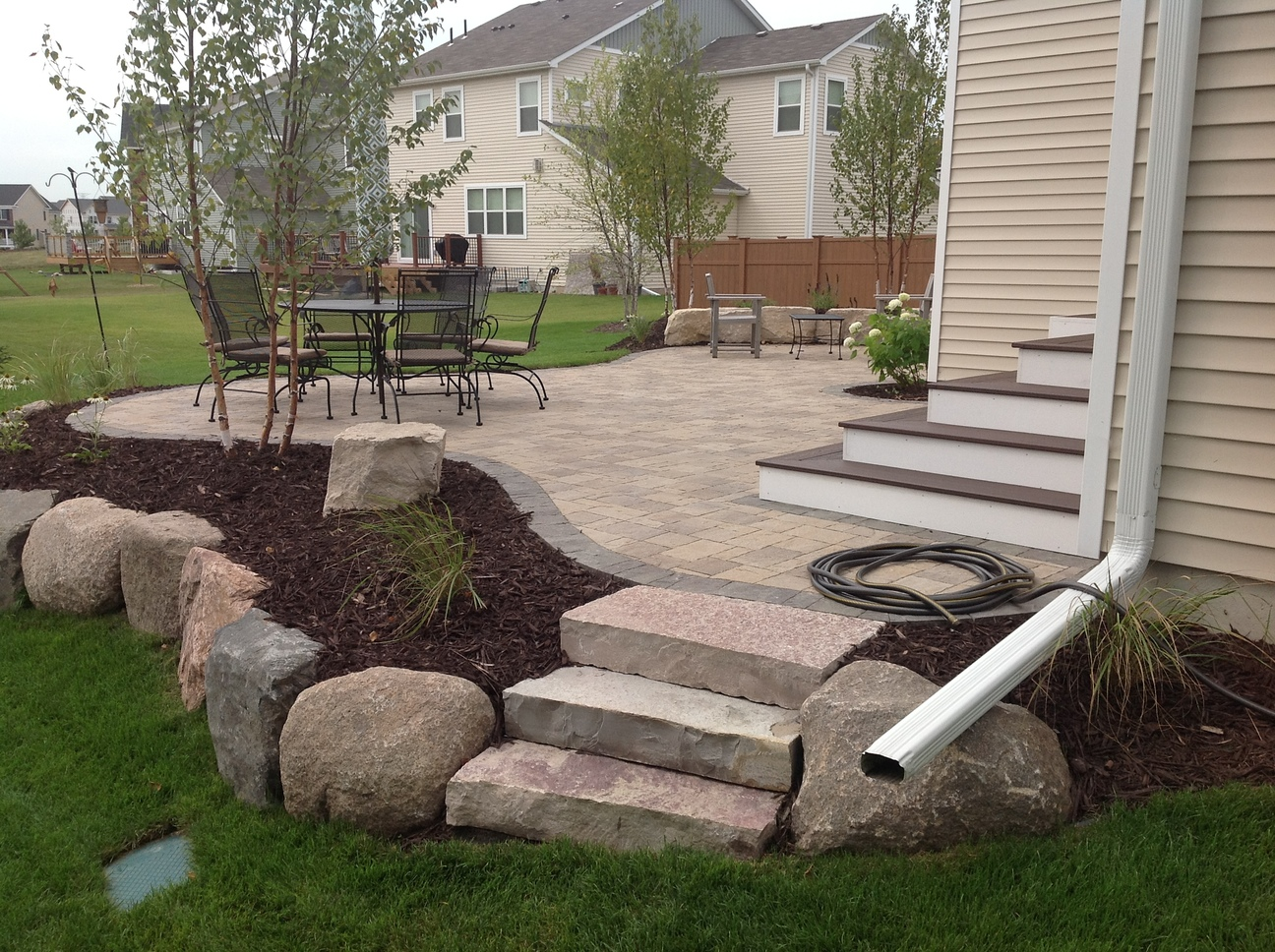 GroundWrx | Landscape & Hardscape Design: Maple Grove, MN on Hardscape Patio id=41857
