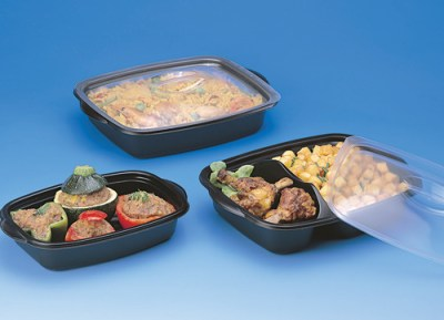 Warm Food Packaging