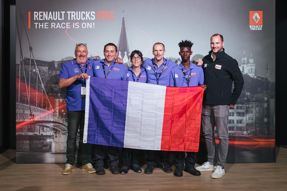 Finale RTEC - Actualité Groupe Faurie