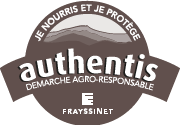 Macaron Authentis, démarche agro-responsable Frayssinet