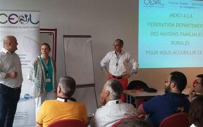 Le club CEOL animé ce mardi 13 juin par le «bien-être» au travail