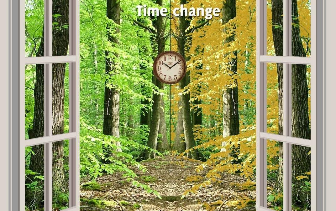 ICARE Services à la Personne vous rappelle le changement d'heure ce week-end