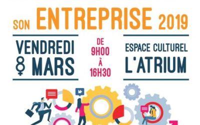 Vous souhaitez créer votre entreprise ou la développer? rencontrez des professionnels le 8 mars prochain!