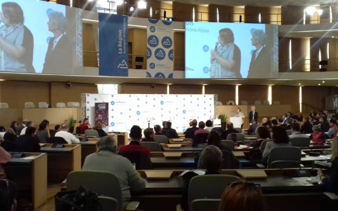 Le FORUM «ACHETER ET RECRUTER AUTREMENT» dédié à présentation des acteurs de l'emploi et de leurs collaborations avec les entreprises ou collectivités locales