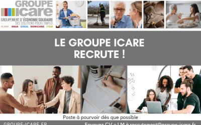 à pourvoir Le groupe Icare recrute un.e Responsable de l'activité Services à la personne