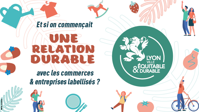 #LVED Label «Lyon Ville Equitable et Durable» renouvelé au Groupe Icare