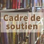 CADRE DE SOUTIEN