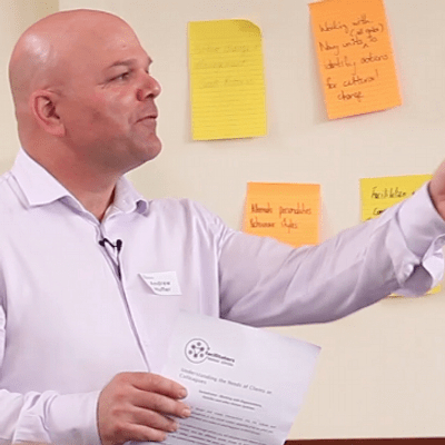 Case Study: Check out these facilitation techniques by award winning facilitator
