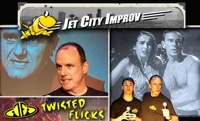 $5 Ticket to Jet City Improv's Twisted Flicks ($10 Value)