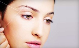 $11 for $22 Worth of Threading, Waxing, and More at Ziba Beauty