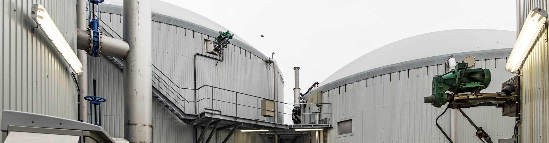 Group Op de Beeck - Biogasinstallatie