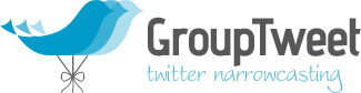 Group tweet logo