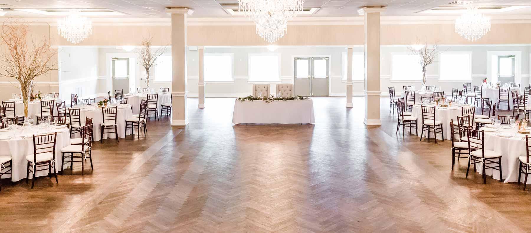 The Grove At Centerton Private Event Space NJ Wedding