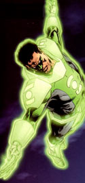 JLA Classified - New Maps of Hell - Green Lantern