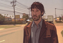 A Scanner Darkly - Arctor