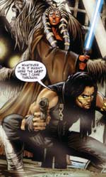 Star Wars: Clone Wars - Victories and Sacrifices - Quinlan Vos