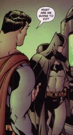 Superman: Sacrifice - Superman and Batman