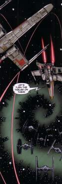 Star Wars Omnibus - X-Wing vs TIE Fighter